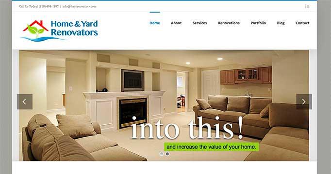 Digital Marketing for HAY Renovators