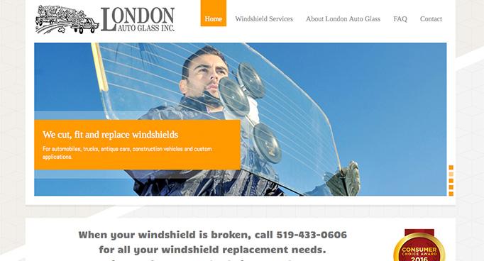 Digital Marketing for London Auto Glass