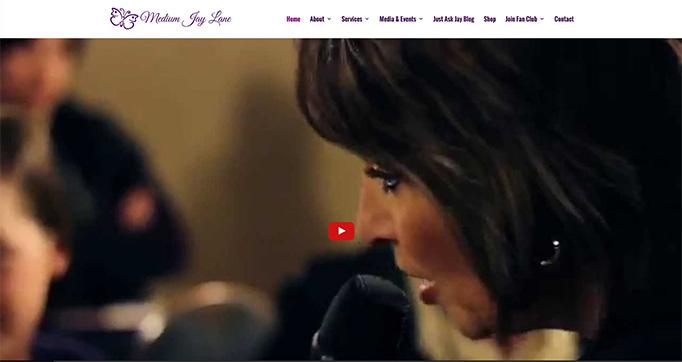 Medium Jay Lane website