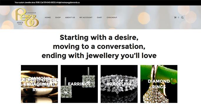 Chester Pegg Diamonds