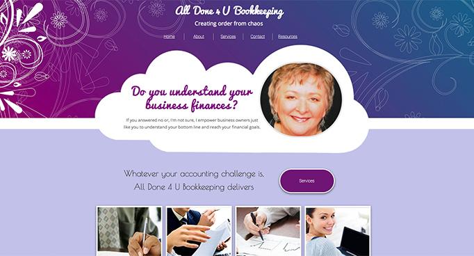 Digital Marketing for All Done 4U Bookkeeping