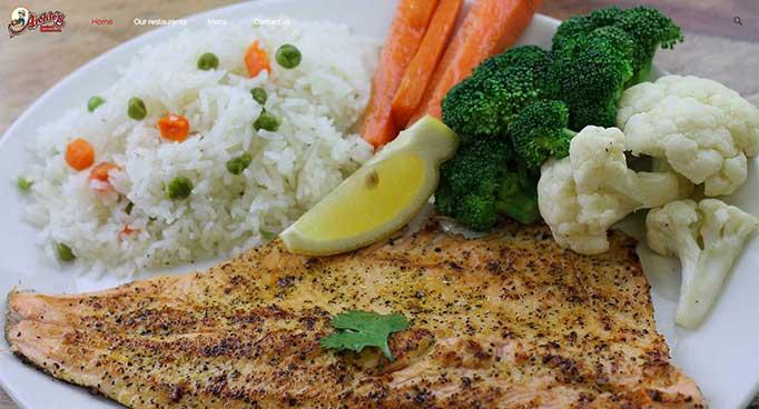 Digital Marketing for Archie's Seafood Restaurants