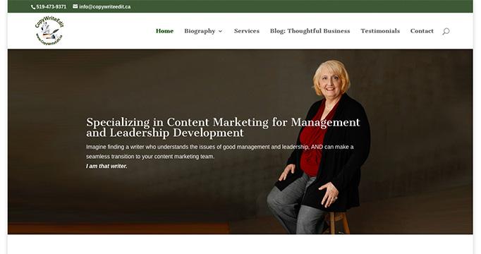 Digital Marketing for Copy Write Edit