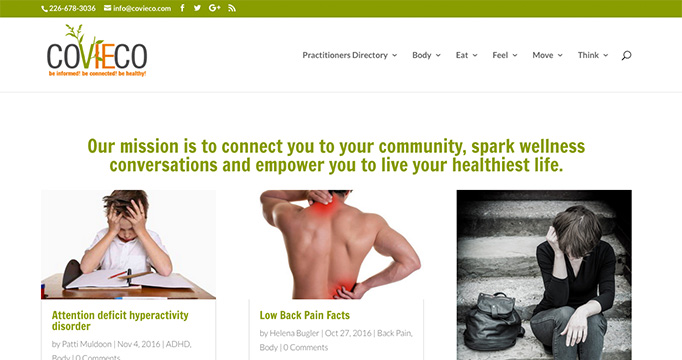 covieco website