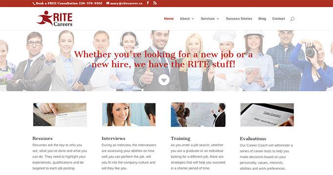 Digital Marketing for Rite Careers