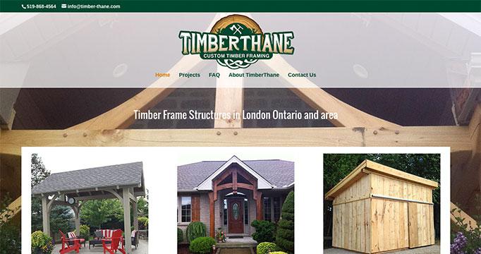 Digital Marketing for Timber Thane