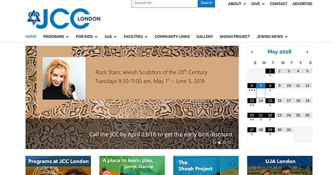 Digital Marketing for JCC London