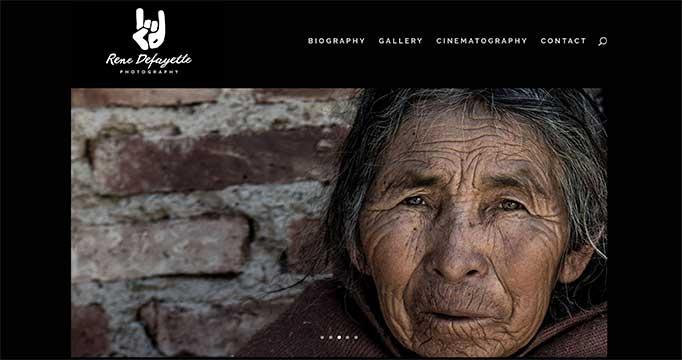 Digital Marketing for Rene Defayette