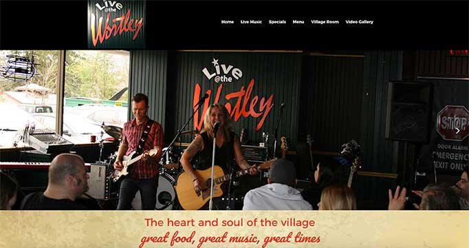 Digital Marketing for Wortley Roadhouse