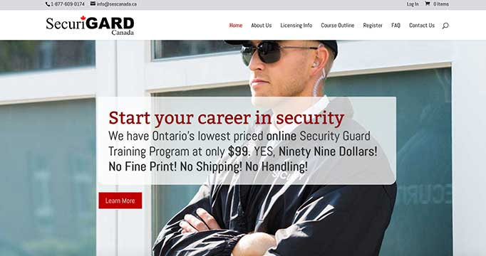 Digital Marketing for Career in Security