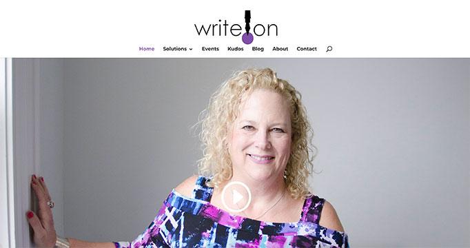 Digital Marketing for Write On Communications