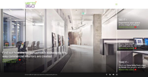 Verto360 website design by takecareofmysite.com